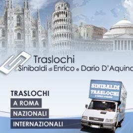 TRASLOCO Roma Locarno Da €