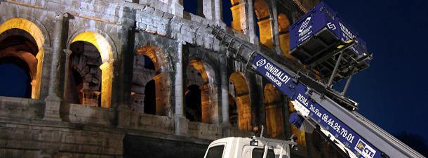 Traslochi Roma Zona Castel di Leva