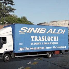 Noleggio Scale Aeree Per Traslochi Roma € 242 Metri 27