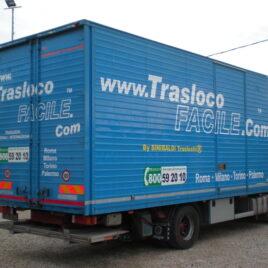TRASLOCO Roma Leicester Da €