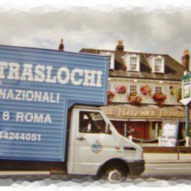 TRASLOCO Roma Copenaghen Da €