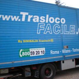 Trasloco Roma Tolosa, Tolosa Roma €