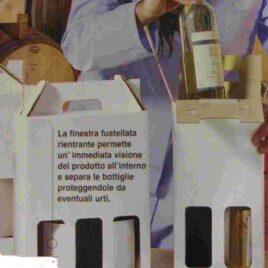 Fustella per bottiglie